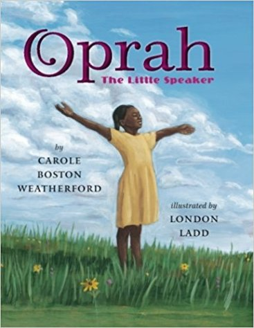 Oprah The Little Speaker Book Review