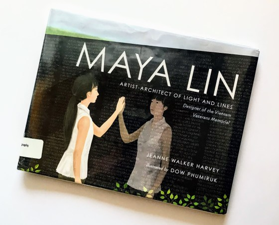Maya Lin Architect Book Review