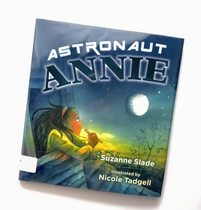 Astronaut Annie book review