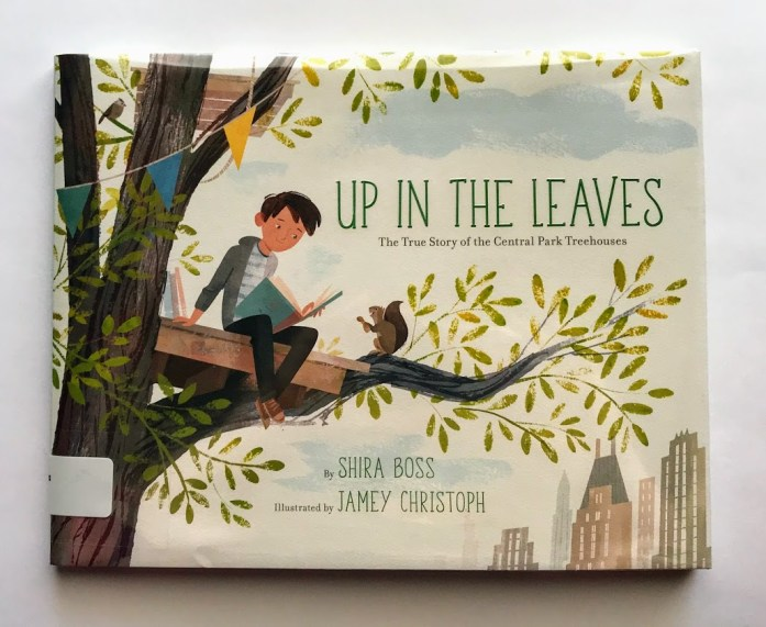 Up in the Leaves Book Review