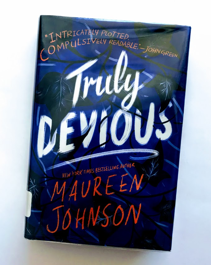 Truly Devious book review