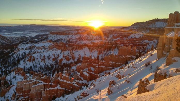 Bryce Sunrise
