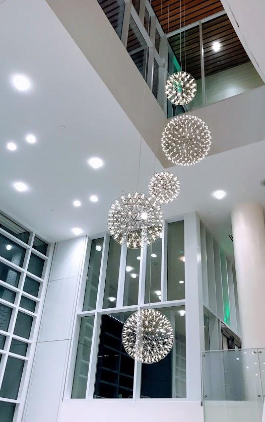 Eccles Theater Interior