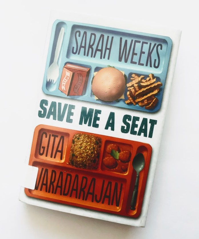 Save me a seat book review