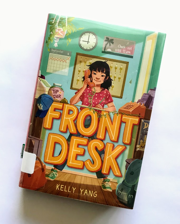 front desk book review