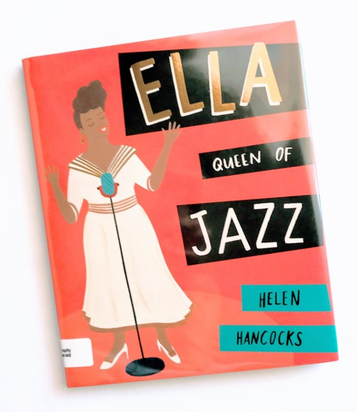 Ella Queen of Jazz book review