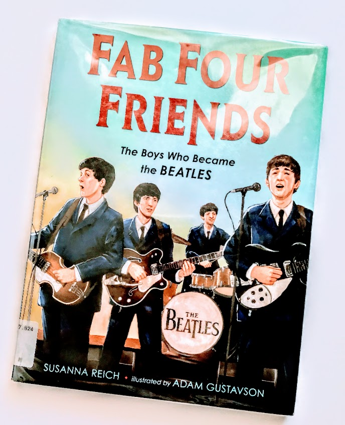 Fab Four Friends book review