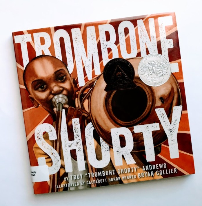 Trombone Shorty book review