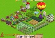 لعبة المزرعة السعيدة على الكمبيوتر , العاب فلاش 2015 , العاب برق , فيس بوك