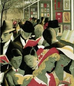 AR Madrid Book Fair Poster