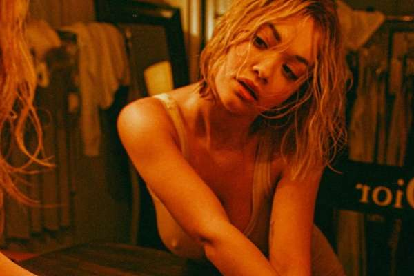 Rita Ora Hot Photos From How To Be Lonely Promos