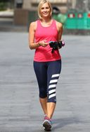 jenni falconer spotted leaving the global studios in london 13. o 128w 186h
