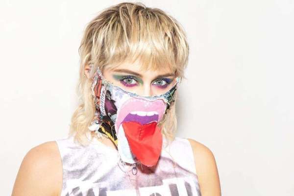 Miley Cyrus Photoshoot For Wall Street Journal