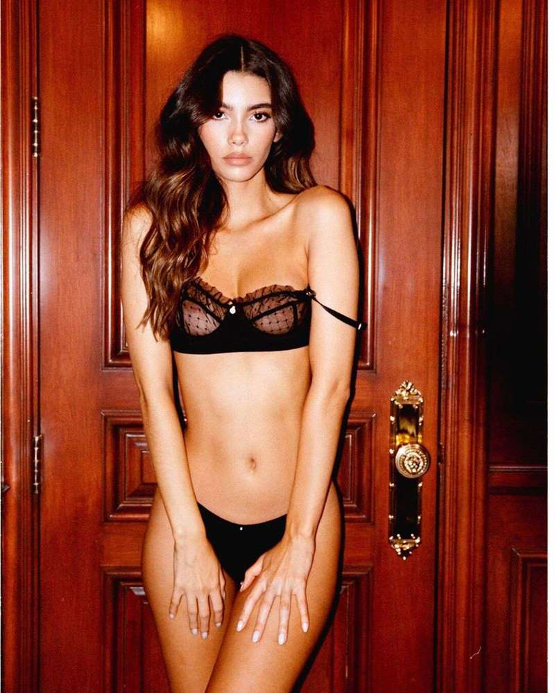 Cindy Mello Sizzling Photoshoot for Gooseberry Intimates
