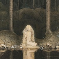 John Bauer - grandfather of scandinavian trolls