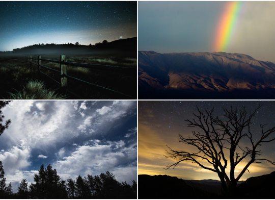 Landscape Time-Lapse: Mt. Laguna, CA