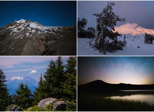Landscape Time-Lapse: Oregon