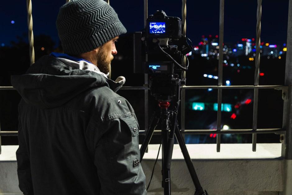 Lance Page - eMotimo spectrum ST4Time-lapse - San Diego