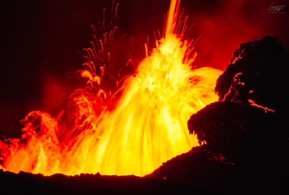 Fissure 6, Hawaii 2018 Eruption