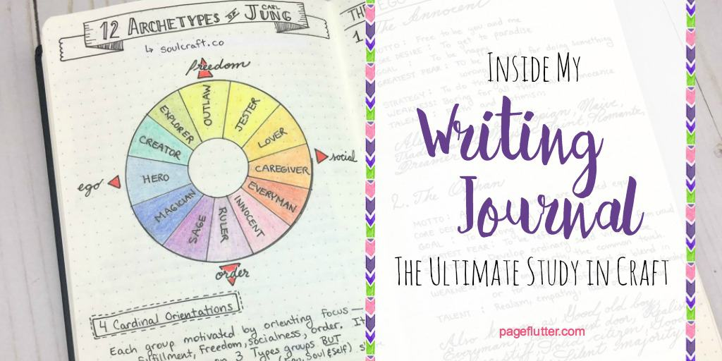how to creatively write a journal