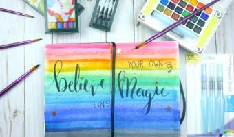 Journaling in Color Giveaway. Enter here!