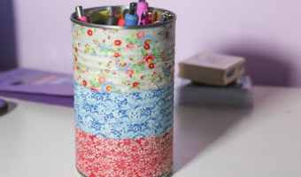 10 Stash-Busting Washi Tape Projects To Try Today *VIDEO*
