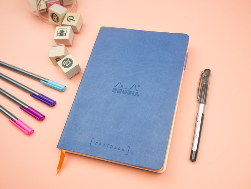 Rhodia Goalbook Review The Journaling Notebook You Ve Been Waiting