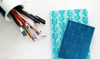 Spring Cleaning Your Journaling Supplies… Like a Boss!