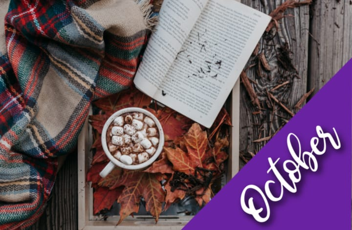 Year to a Better You: October 6-Word Story Challenge