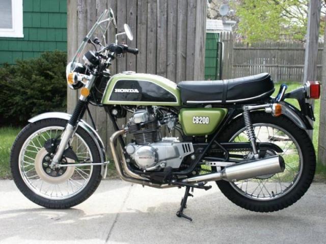 1971 Honda Cb 100 Service Manual