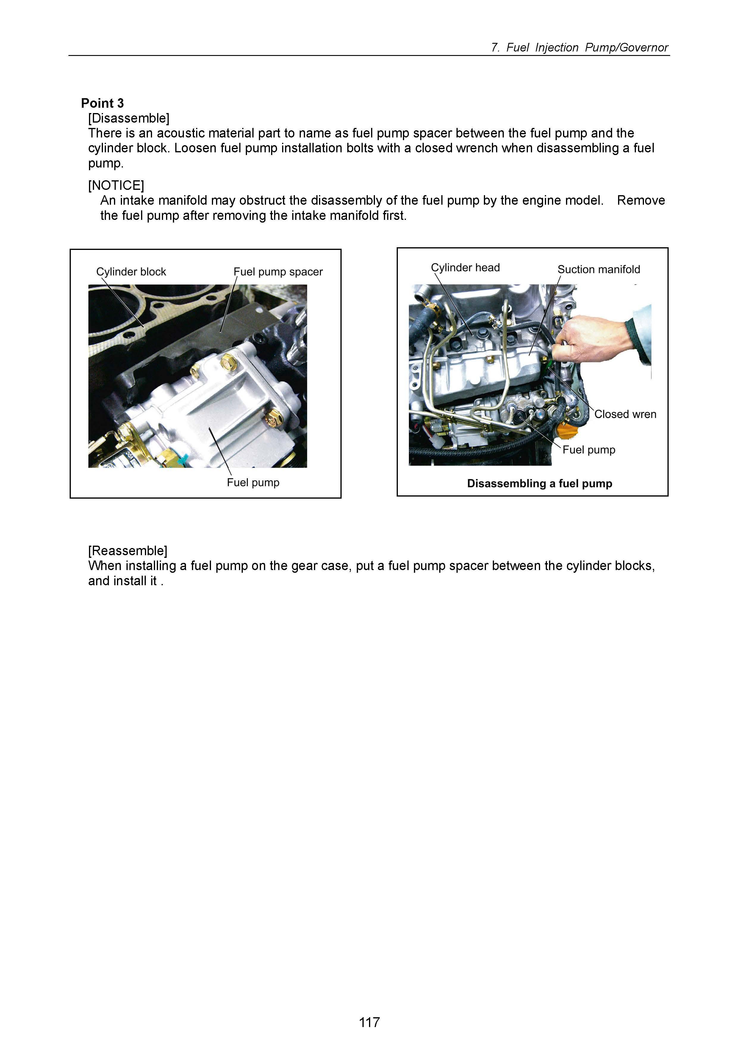 Komatsusel Engines Workshop Repair Amp Service Manual