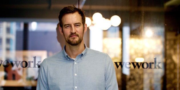 wework co-founder
