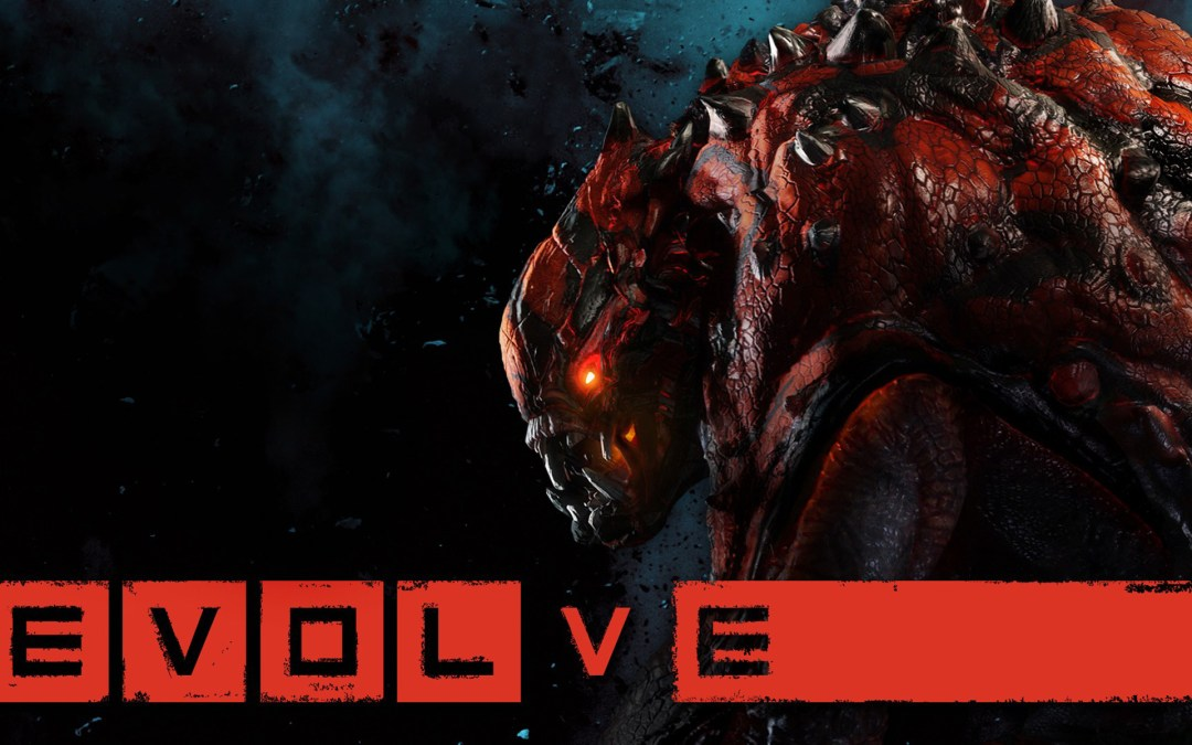 Evolve, a game of cat and mouse.