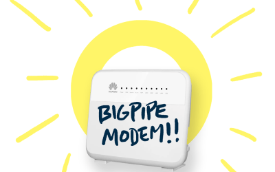 Bigpipe is doing modems!