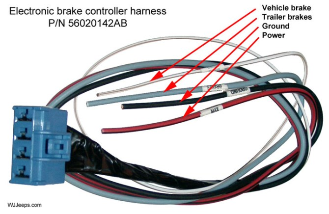 dodge brake controller wiring  center wiring diagram forum