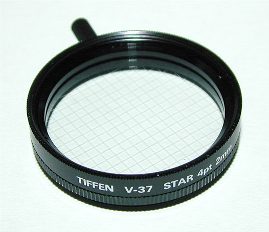 Special-Effects Filters: Star Filters
