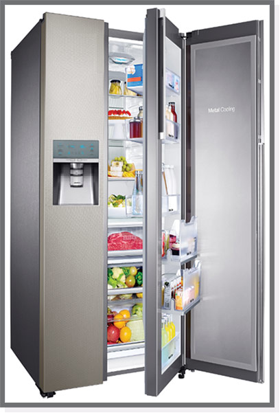 What Fresh Zone Fridge