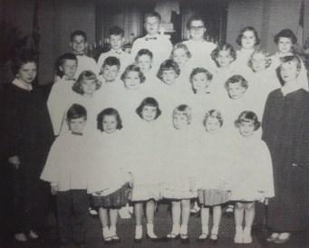 Holden Junior Choir.