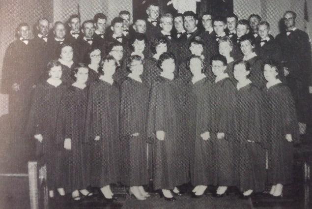 Holden Mixed Choir.
