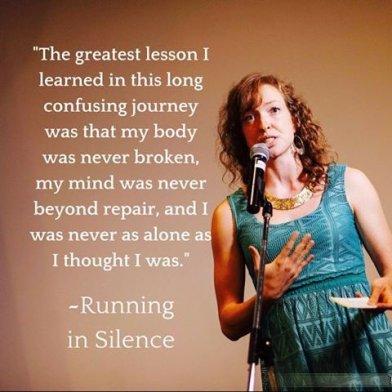 Running in Silence Opener