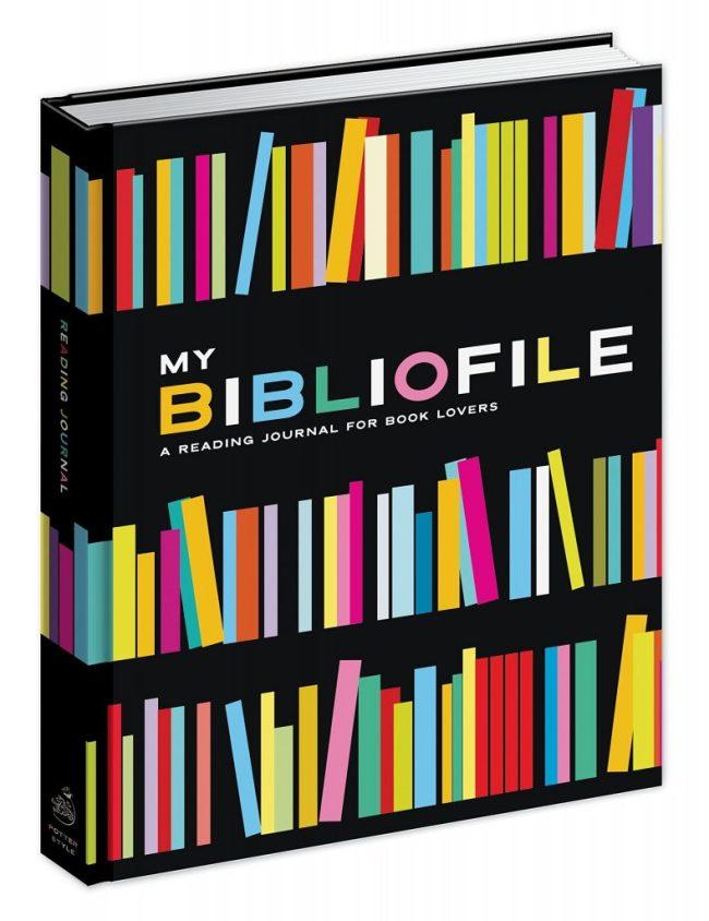 Bibliofile Reading Journal