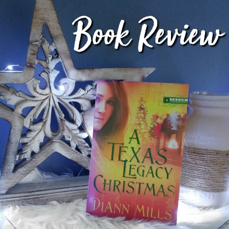 Texas Legacy Chrismtas Book Review | Pages and Pekoe
