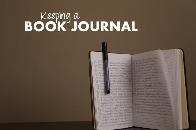 Keeping a Book Journal