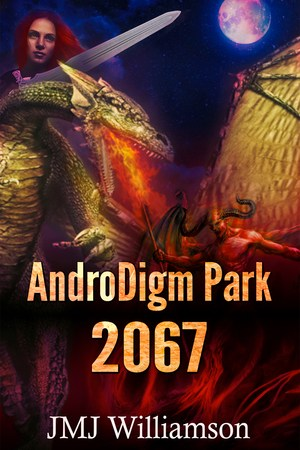 Review: AndroDigm 2067 || Pages and Pekoe