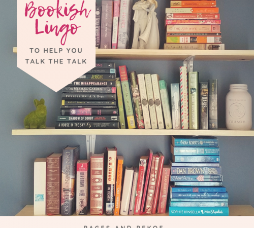 Bookish Lingo to Help You Talk the Talk!