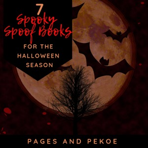 7 Spooky Spoof Books for the Halloween Season