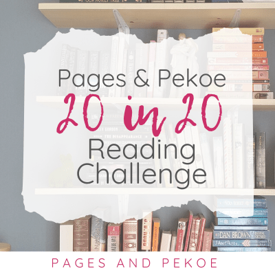 P&P 20 in 20 Reading Challenge!