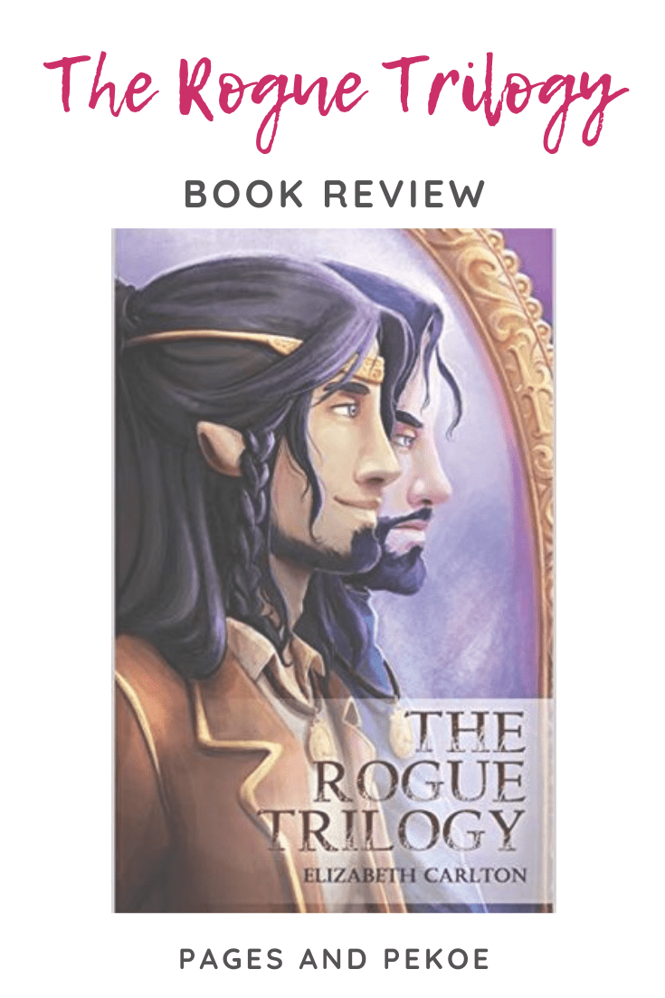 Book Review: The Rogue Trilogy by Elizabeth Carlton
