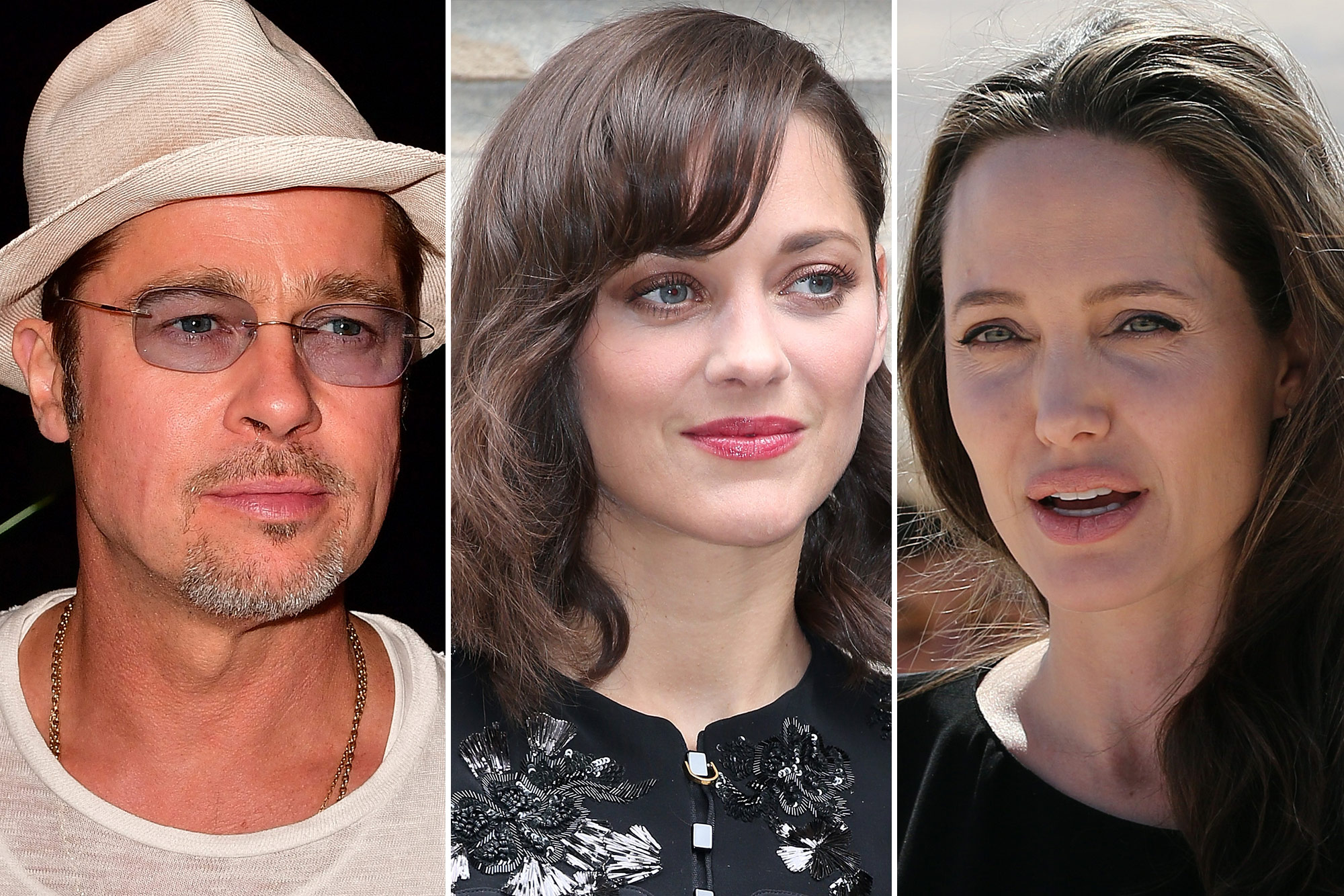Angelina Dumped Brad After Private Eye Uncovered Marion Cotillard