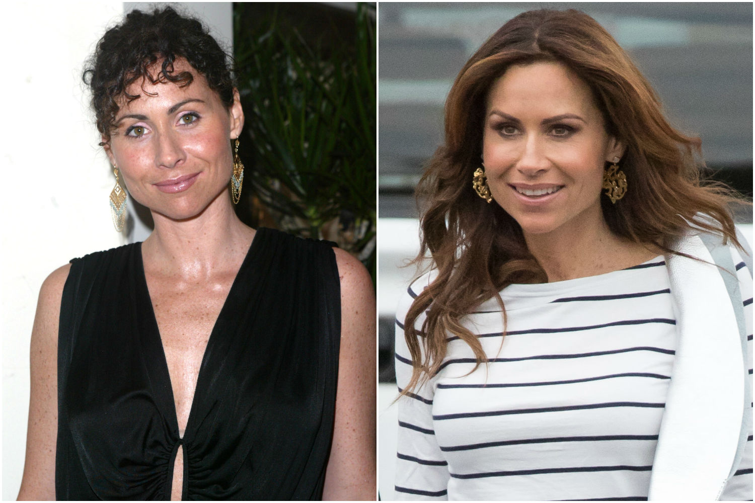 What S Behind Minnie Driver S Makeover Page Six